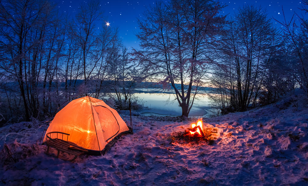 Five Types of Tents and Their Properties